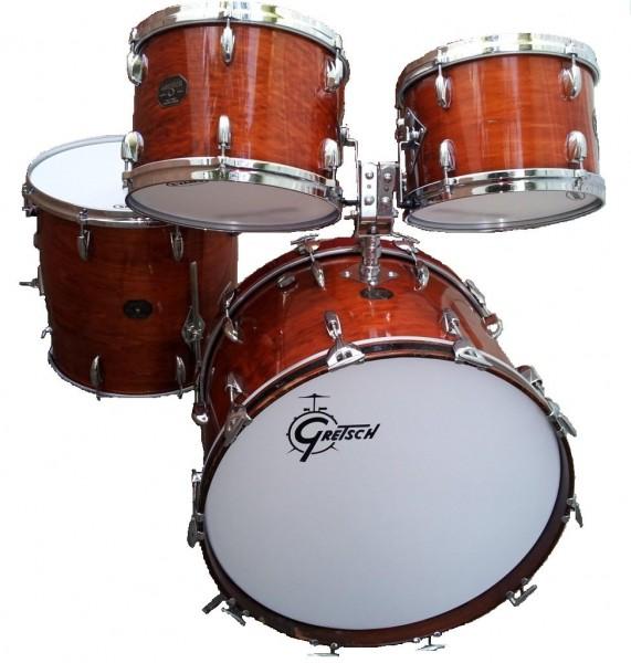 Sound Palace Blog - Vintage Gretsch Drum Kit Just Arrived