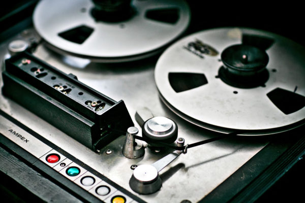 Sound Palace Blog - The Return of Analog Tape