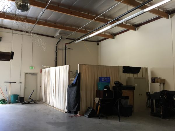 Sound Palace Blog - 2nd STUDIO LOCATION UNDER CONSTRUCTION
