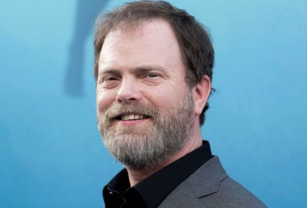 Sound Palace Blog - Rainn Wilson Records Microsoft Commercial at The Sound Palace