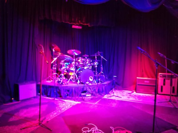 Sound Palace Blog - Studio B Now Handling Live Performances, Rehearsals and Recording Sessions