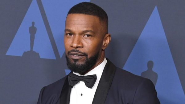 Sound Palace Blog - Jamie Foxx Continues Voiceover Work at The Sound Palace