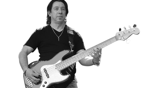 Sound Palace Blog - Renowned Bassist Mick Mahan In Studio