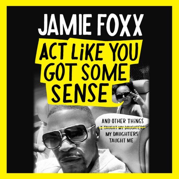 Sound Palace Blog - Jamie Foxx Recording Audiobook